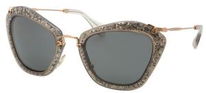 Miu Miu MU 10NS NOIR Sunglasses