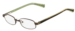 Nike Nike 5566 Brown / Tortoise Green