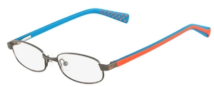 Nike Nike 5566 Gunmetal / Orange / Turquoise