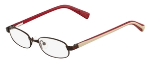 Nike Nike 5566 Satin Brown / Beige / Dark Red