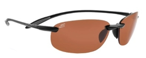 Serengeti Sport Classics Nuvino Shiny Black with Drivers Lenses
