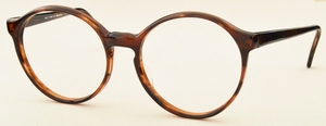 Chakra Eyewear Old Timer Demi Amber c1516
