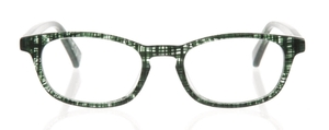 Eyebobs On Board Reader 11 - Green Plaid 1.50