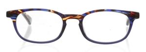 Eyebobs On Board Reader 50 - Blue Tortoise and Blue