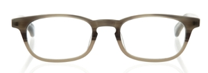 Eyebobs On Board Reader 58 - Grey Horn Fade with Grey Horn Temples