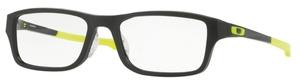 Oakley Chamfer A (Asian Fit) OX8045 Satin Black/Yellow