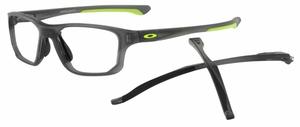 Oakley Crosslink Fit OX8136M 02 Satin Grey Smoke