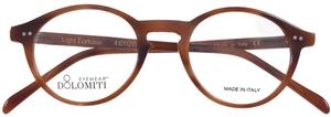 Dolomiti Eyewear P8 Oval Light  Tortoise