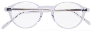 Dolomiti Eyewear Panto 8 Crystal Clear