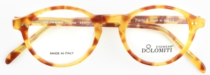 Dolomiti Eyewear Panto 8 Light Japanese Tortoise