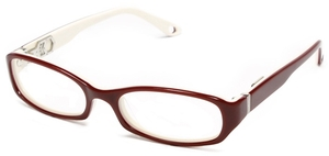 Alexander Daas Perception Maroon/White