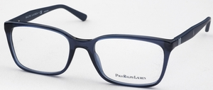 Polo PH2090 Dark Blue Transparent