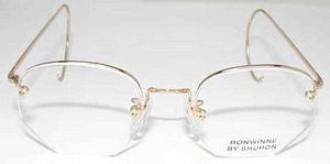Shuron Ronwinne Cable Temples Eyeglasses