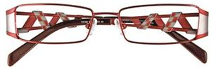 Aspex T9796 MATT RED & MATT GREY