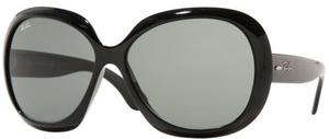 Ray Ban RB4098 Black with Green Lenses