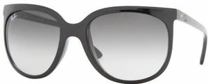 Ray Ban RB4126 Black with Crystal Grey Gradient Lenses