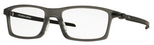 Oakley Pitchman Carbon  OX8092 02 Satin Grey Smoke