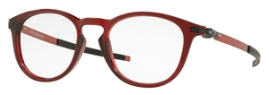 Oakley Pitchman R OX8105 Transparent Brick Red