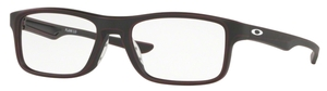 Oakley Plank 2.0 OX8081 Satin Brick Red/Black