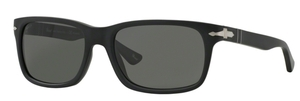 Persol PO3048S Black with POLAR Grey Lenses