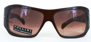 Revue Pollini PS518 Brown with Brown Gradient Lenses