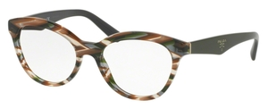 Prada PR 11RV TRIANGLE Eyeglasses