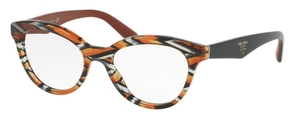 Prada PR 11RV TRIANGLE Eyeglasses