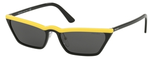 Prada PR 19US Yellow Black