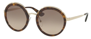 Prada PR 50TS Tortoise with Brown Gradient Lenses