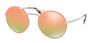 Prada PR 51SS Silver/Pink