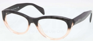 Prada PR 01QV JOURNAL Eyeglasses