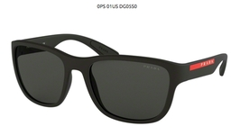 Prada Sport PS 01US Black Rubber