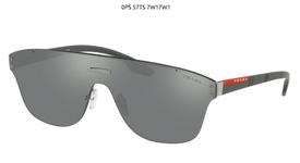 Prada Sport PS 57TS Gunmetal Black