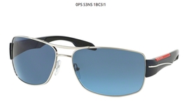 Prada Sport PS53NS Silver