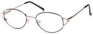 Capri Optics PT 41 Eyeglasses