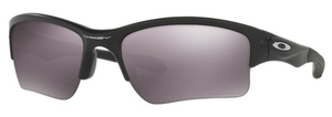 Oakley Quarter Jacket OO9200 17 Matte Black with Prizm Daily Polarized Lenses