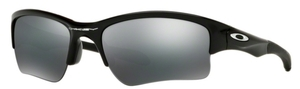 Oakley Quarter Jacket OO9200 Polished Black / Black Iridium