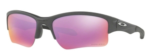 Oakley Quarter Jacket OO9200 Steel with Prizm Golf Lenses
