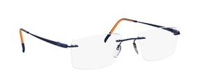 Silhouette RACING 5502 BP San Marino Blue/Orange 4540