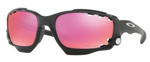 Oakley Racing Jacket - Vented OO9171 38 Carbon / Prizm Trail