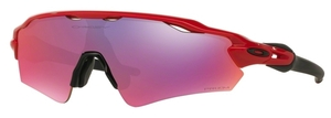 Oakley Radar EV Path (Asian Fit) OO9275 13 Redline with Prizm Road