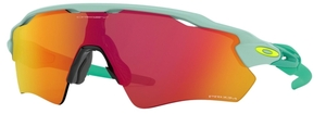 Oakley Radar EV Path (Asian Fit) OO9275 Arctic Surf / prizm ruby