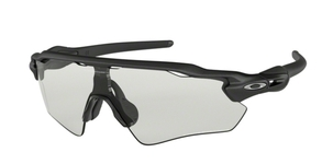 Oakley RADAR EV PATH OO9208 13 Steel / Clear to Black Photochromic