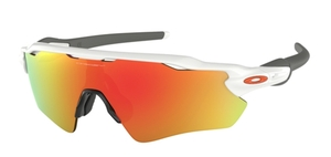 Oakley RADAR EV PATH OO9208 16 Polished White / Fire Iridium