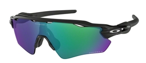 Oakley RADAR EV PATH OO9208 58 Polished Black / Prizm Shallow H2O Polar
