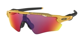 Oakley RADAR EV PATH OO9208 69 Yellow / Prizm Road
