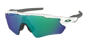 Oakley RADAR EV PATH OO9208 71 Polished White / Prizm Jade