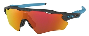 Oakley RADAR EV PATH OO9208 Aero Grid Grey / prizm ruby
