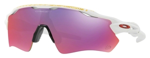 Oakley RADAR EV PATH OO9208 Matte White / prizm road