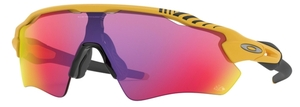 Oakley RADAR EV PATH OO9208 Matte Yellow / prizm road